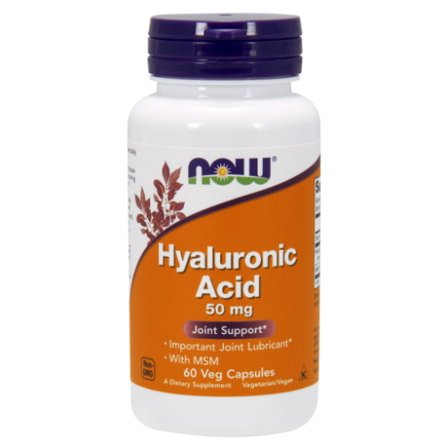 Hyaluronic acid 50mg 60db Now - Haj,bőr,köröm