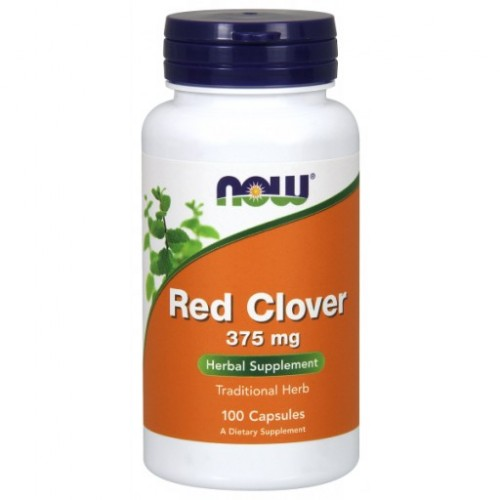 Red clover 375mg 100db Now - Nőknek