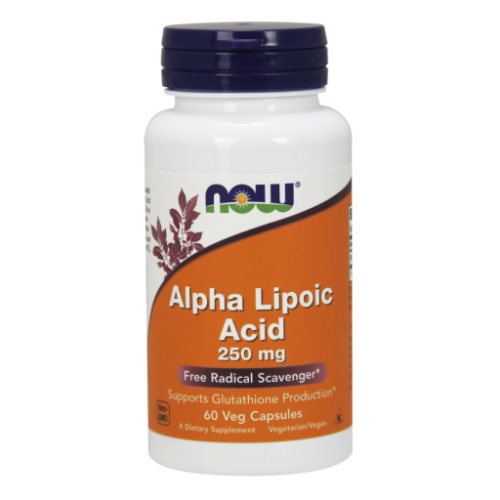Alpha Lipoic Acid 250mg 60db Now - Antioxidánsok