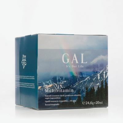 Gal Multivitamin 30db (+30adag cseppek) - Multivitaminok